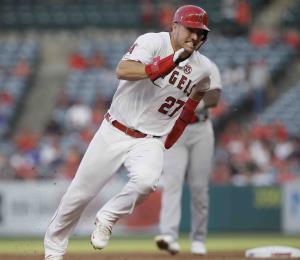 MLB revela los pagos adelantandos de Mike Trout y Geritt Cole
