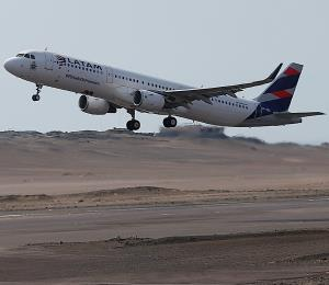 Latam Airlines se acoge a la quiebra en Estados Unidos