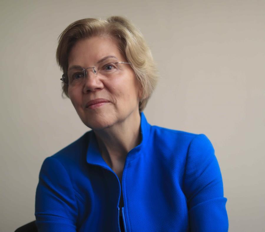 Elizabeth Warren, Democratic Senator, ponders running for the U.S. presidency in 2020. (semisquare-x3)