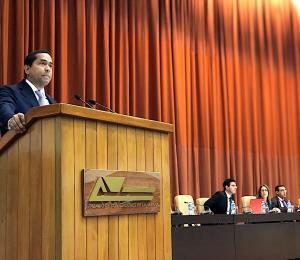"""Cox Alomar en Cuba: """"La caída del embargo es inevitable"""""""