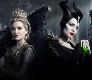 """Reseña: choque de talentos de Angelina Jolie y Michelle Pfeiffer en """"Maleficent"""""""