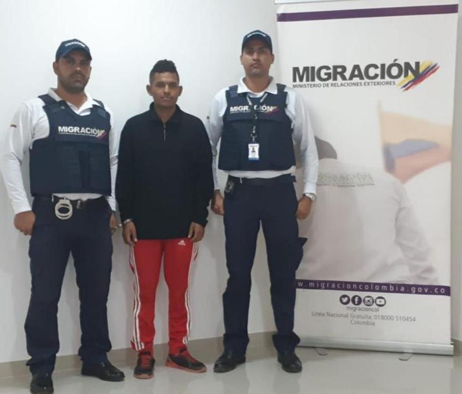 Detienen en Colombia a un venezolano acusado de matar a 15 personas en su país (semisquare-x3)