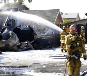 Filtración de gasolina causa explosión en el sur de Los Ángeles