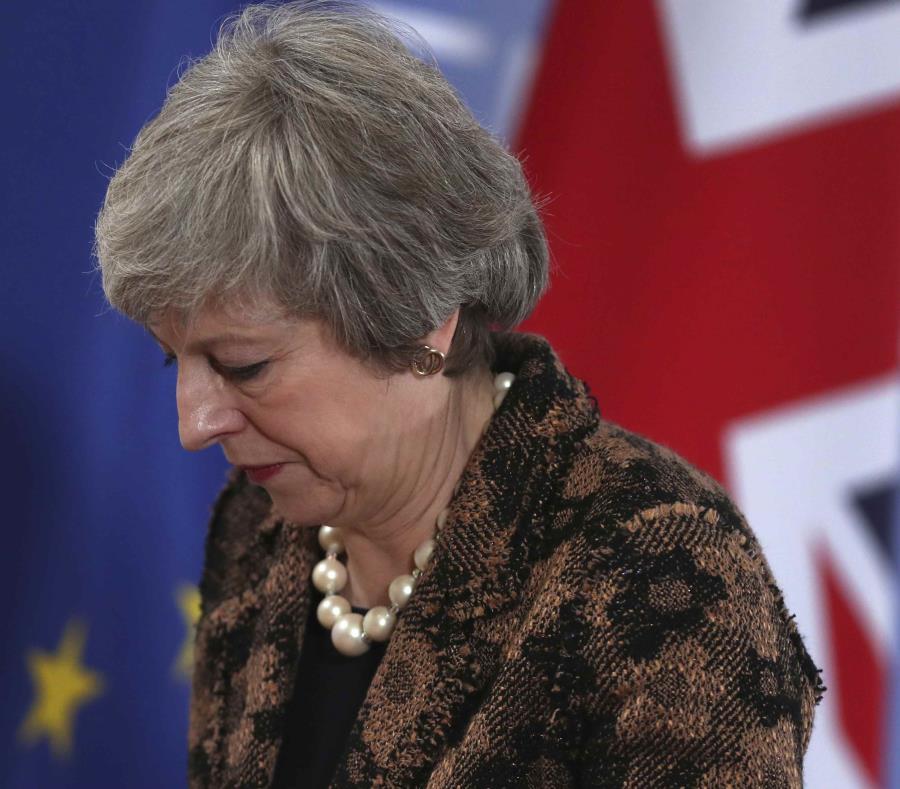 Descartan en Reino Unido votación de acuerdo Brexit antes de Navidad