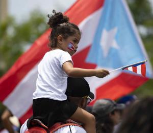 Pase de batón en Puerto Rico
