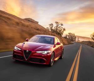 Alfa Romeo Giulia: Auto del Año 2018 de Motor Trend