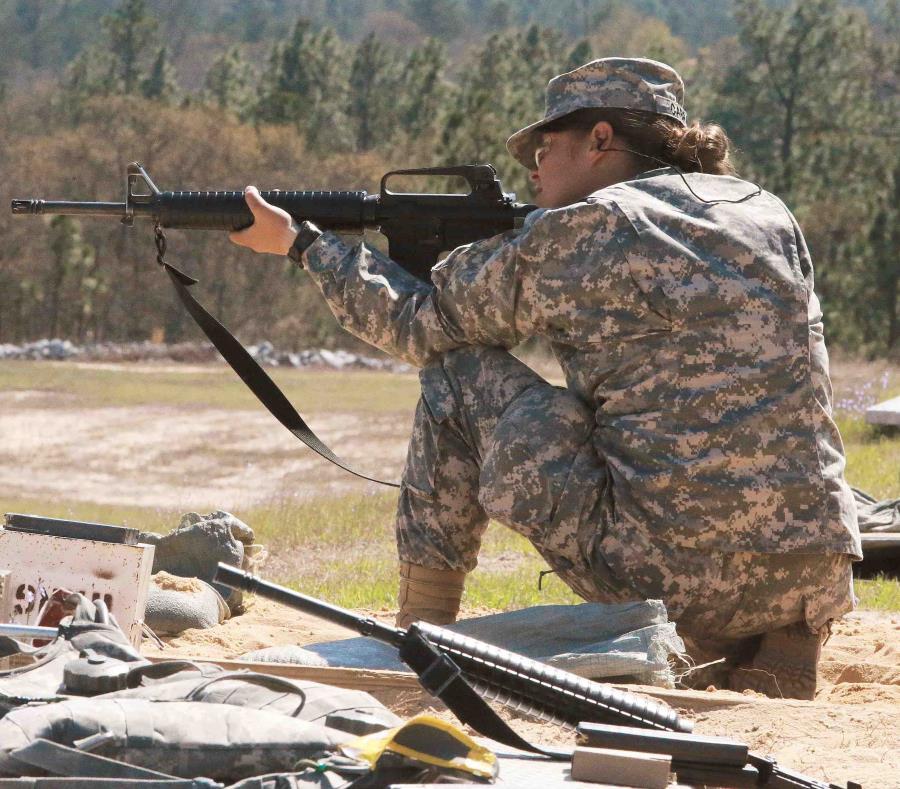 Unos 15,000 soldados estadounidenses están desplazados actualmente en Afganistán. (semisquare-x3)