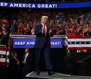 Donald Trump apuesta al tema de la raza para revalidar en 2020