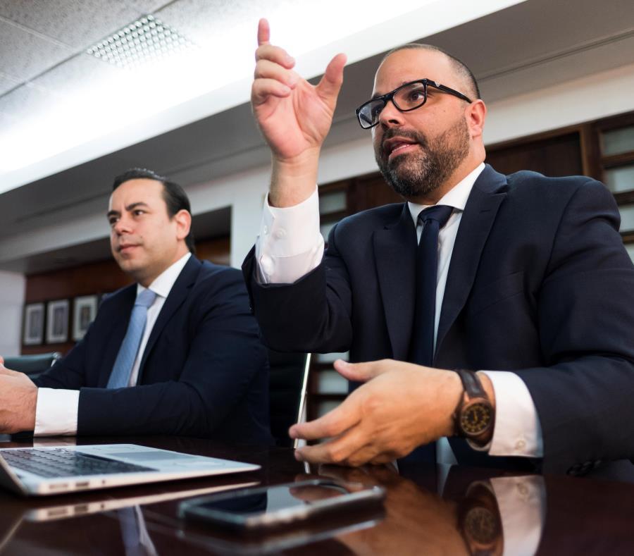 El secretario de Desarrollo Económico y Comercio, Manuel Laboy, no estuvo disponible ayer para explicar la demora en la presentación del Código de Incentivos. (semisquare-x3)