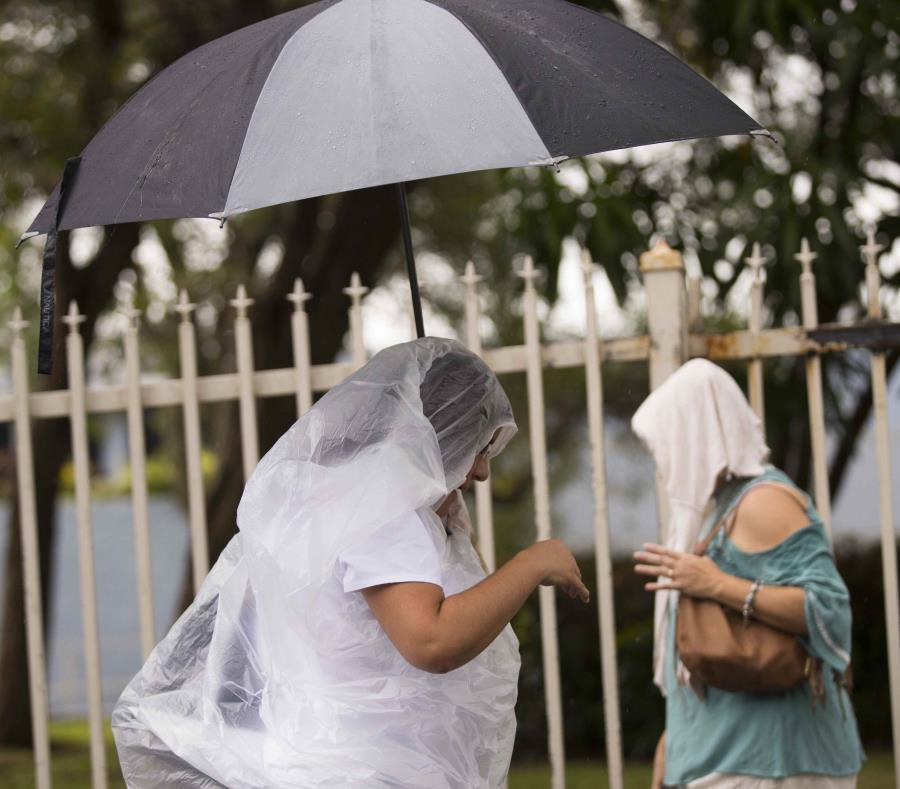 Durante el resto de la semana debemos tener el clima con un patrón típico de aguaceros en la tarde en el oeste de Puerto Rico. (GFR Media) (semisquare-x3)