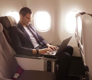 """Popular la """"clase media"""" de los vuelos de larga distancia"""