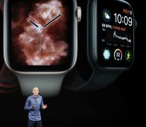 Apple Watch agrega su aplicación para realizar electrocardiogramas