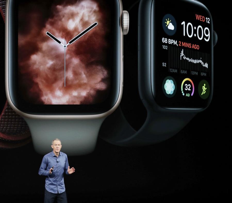 Los electrocardiogramas en Apple Watch ya serán realidad