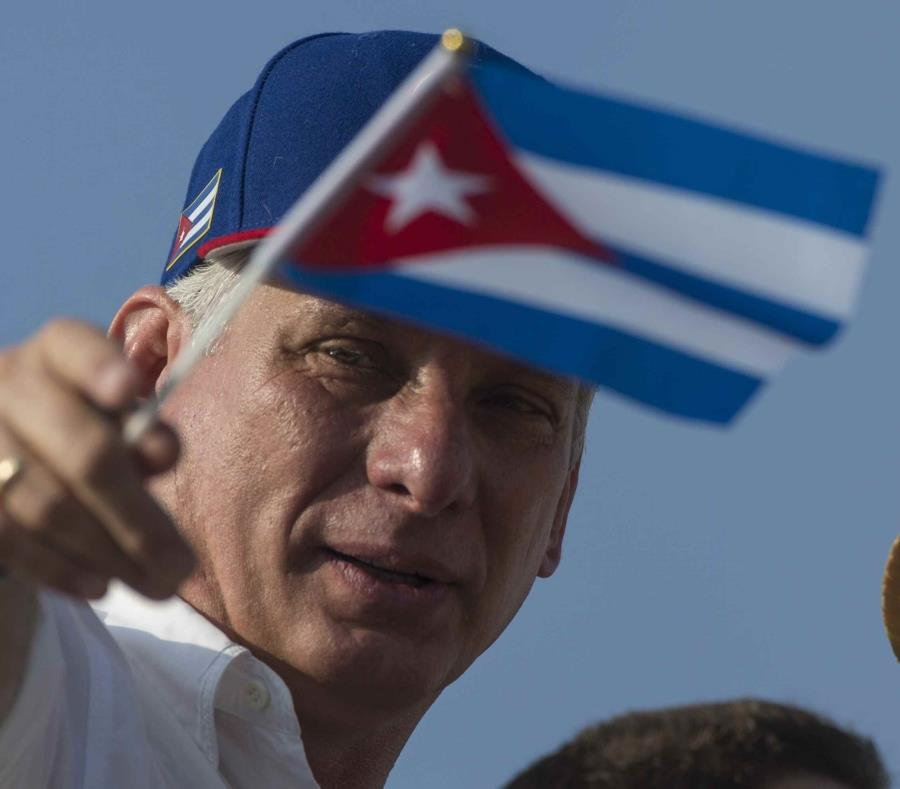 E;l presidente de Cuba, Miguel Díaz-Canel, espera que su programa de inversión extranjera comience a rendir frutos para el 2019. (AP) (semisquare-x3)