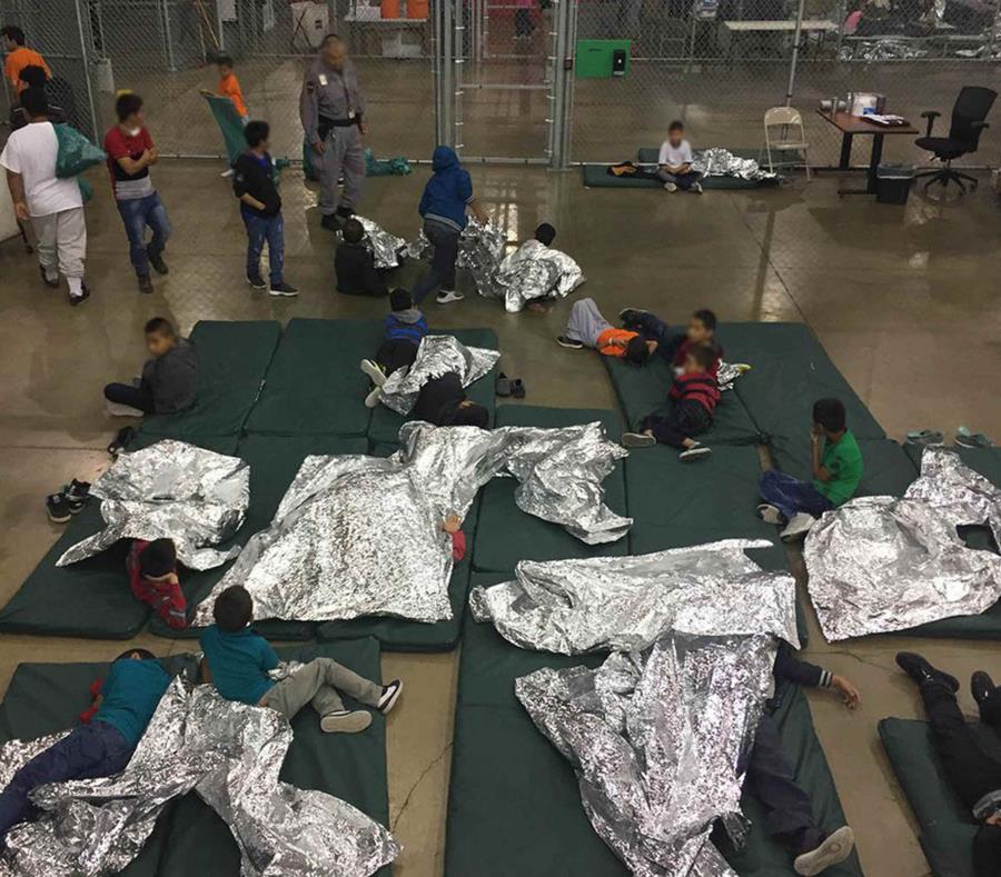 Más de 5 mil migrantes se encuentran en cuarentena en EU