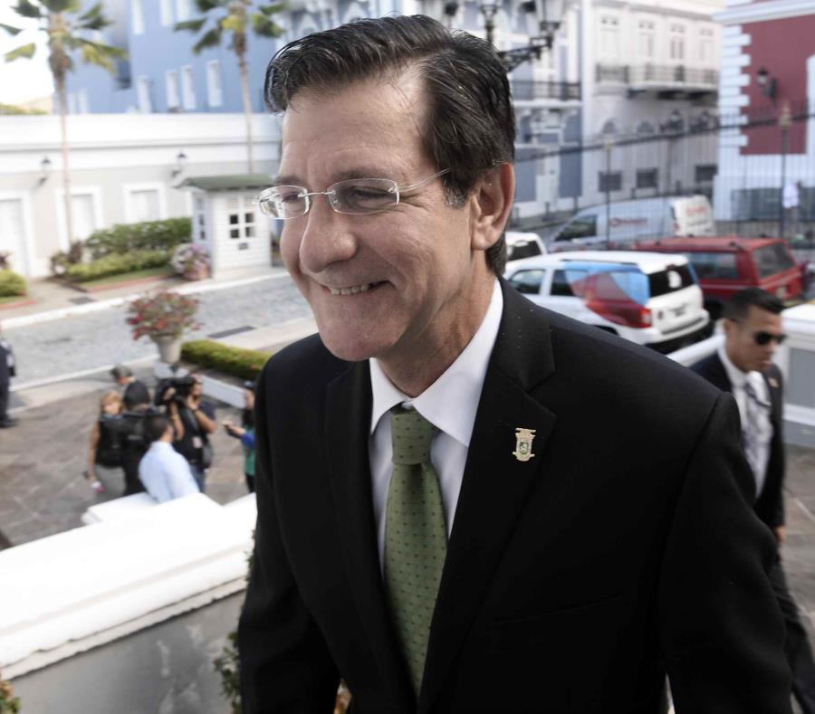 El secretario de Estado, Luis Rivera Marín. (semisquare-x3)