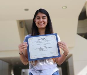 Estudiante de la UPR obtiene premio en conferencia científica