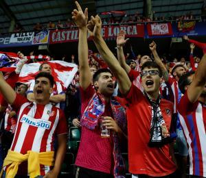 """Atlético y Medias Rojas cruzaron al """"lado oscuro"""""""