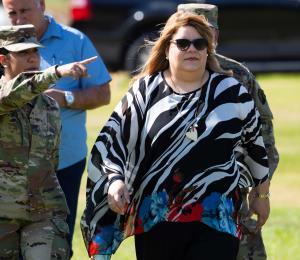 Jenniffer González no está preocupada con los cambios en el Congreso