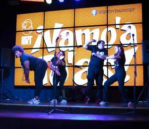 La Liga Puertorriqueña de Improvisación Teatral celebra 15 años