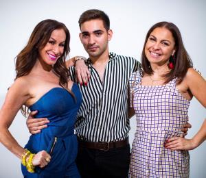 "La comedia ""Pegados, un musical diferente"" llega al Francisco Arriví"