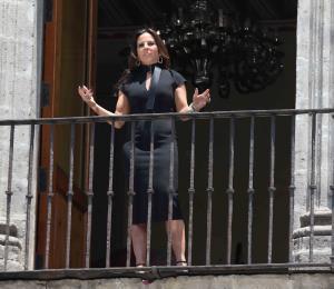"""Kate Castillo sorprende con el rodaje de """"Bad Boys for Life"""" en México"""