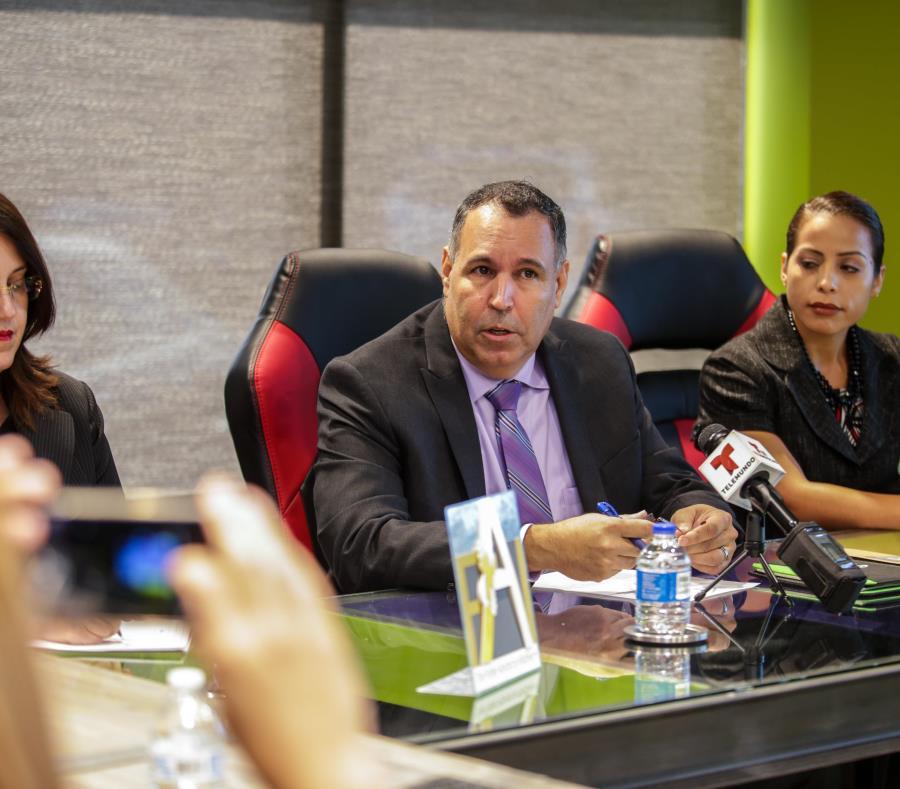 Gabriel Ruiz, gestor de la iniciativa Puerto Rico Business Harbour, busca llevar a de la mano a los empresarios en la etapa más crítica del desarrollo de su negocio. (semisquare-x3)