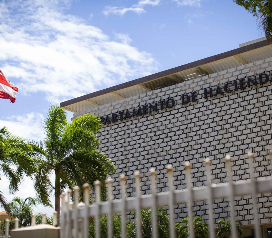 La sede del Departamento de Hacienda. (GFR Media) (semisquare-x3)
