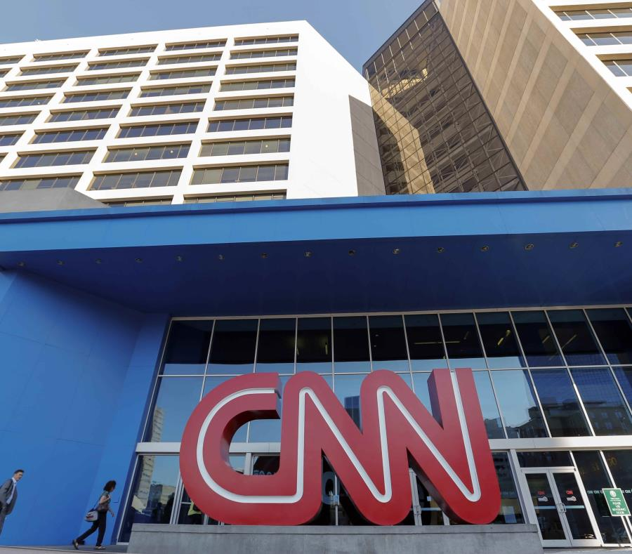 La sede de CNN en Atlanta. (GFR Media) (semisquare-x3)