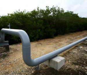 """Si el gasoducto """"Vía Verde"""" existiera hoy"""