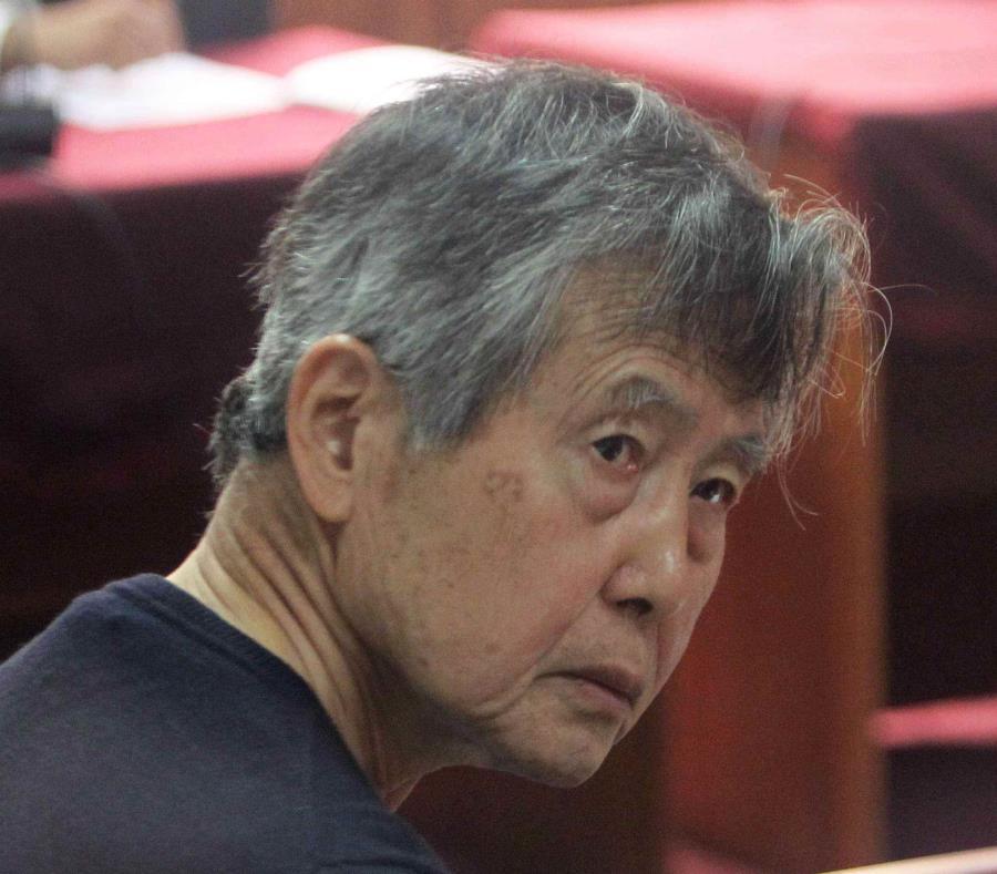 Alberto Fujimori está sentenciado a 25 años de prisión por delitos de lesa humanidad (semisquare-x3)