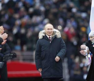 El poder de Vladímir Putin: de la calle al Kremlin