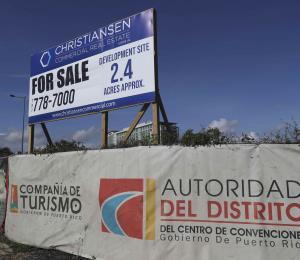 """Aseguran hay mayor interés de inversionistas en """"zonas de oportunidad"""" de Puerto Rico"""