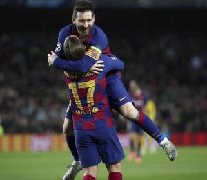El Barcelona sella su pase a los octavos de la Champions