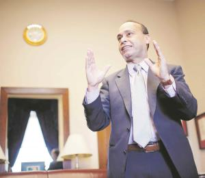 """Luis Gutiérrez: """"I want to be the lawyer of the people"""""""