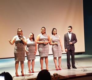 Estudiantes de UPR-Bayamón triunfan en Londres