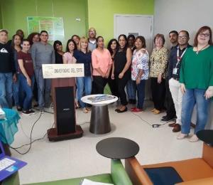 Estudiantes de la UNE se unen en pro del ambiente