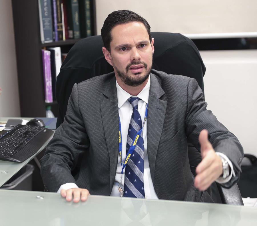 Según el Departamento de Justicia, Leonardo M. Aldridge llegó a la escena y le instruyó a la testigo que abandonara el lugar y, con ello, impidió que fuese entrevistada por los funcionarios a cargo de la investigación. (GFR Media) (semisquare-x3)