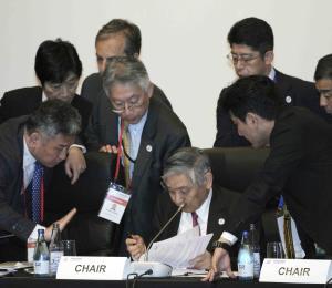 G20 financiero aborda guerra comercial y avance digital