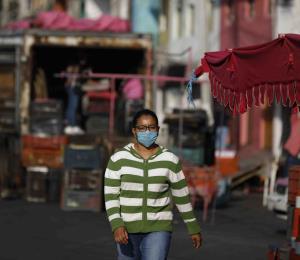 El gobierno de México endurece su discurso ante la pandemia