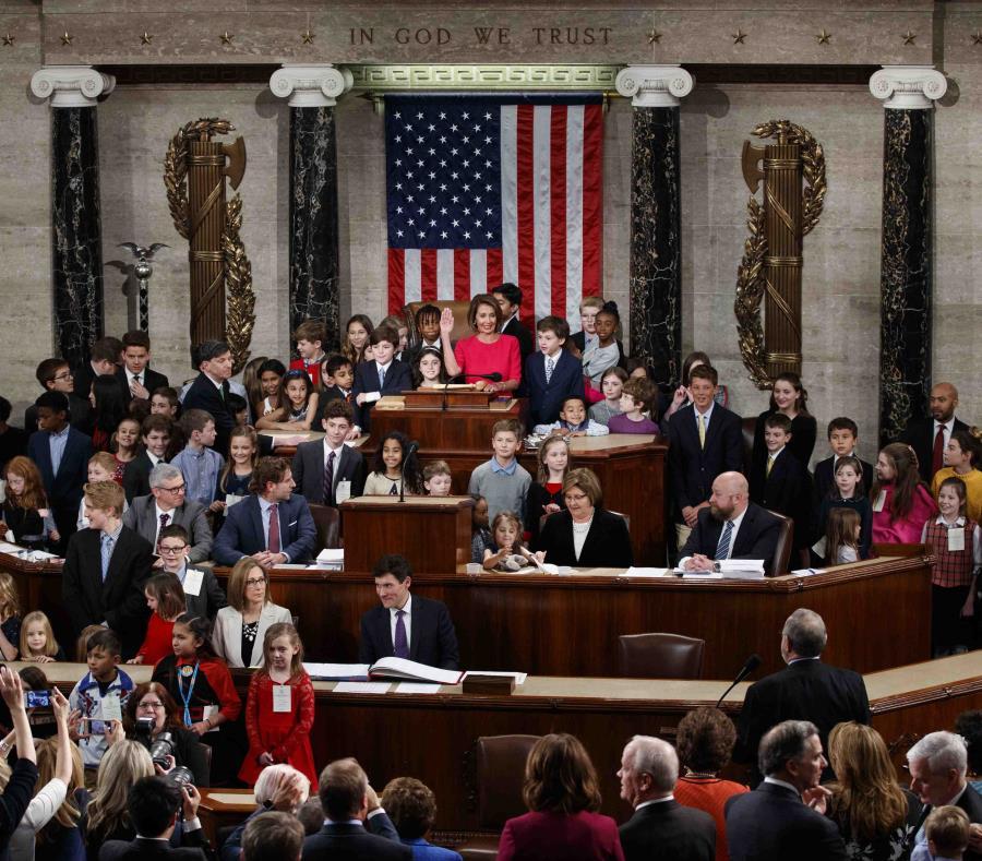 Estados Unidos: filtran 'escandaloso' baile de la congresista más joven