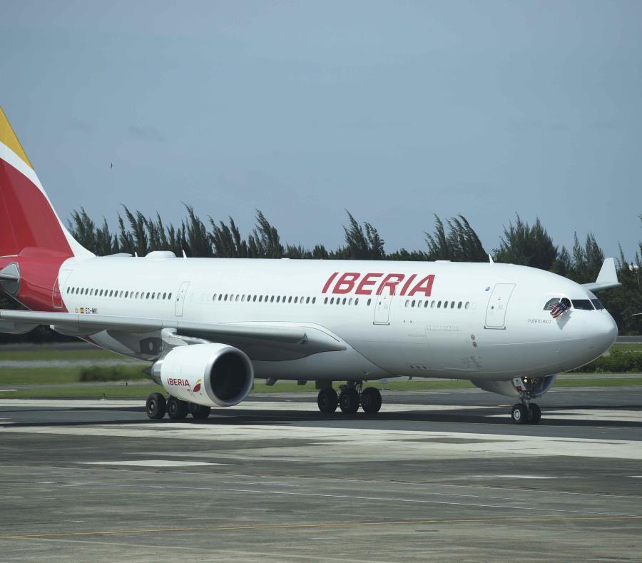 Los vuelos serán operados por aviones Airbus A330/300 (semisquare-x3)