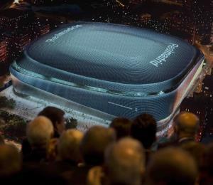 Remodelación del estadio Santiago Bernabéu iniciará en verano