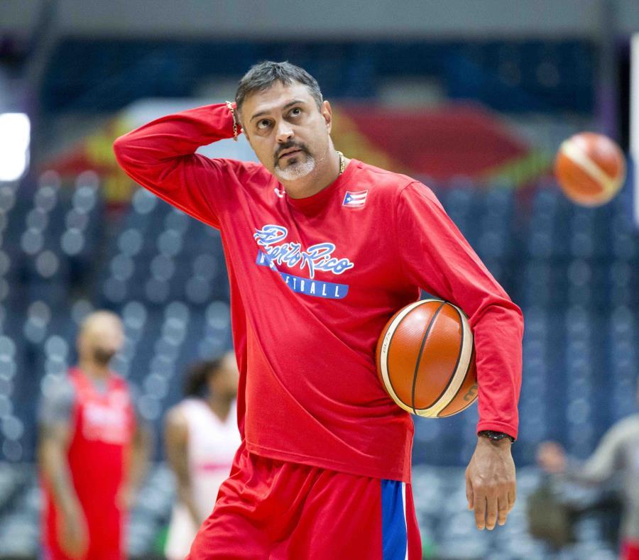 El escuadrón boricua, dirigido por Eddie Casiano, no contará con el estelar José Juan Barea, quien ya anunció que descansará este verano tras una temporada llena de lesiones en la NBA. (semisquare-x3)