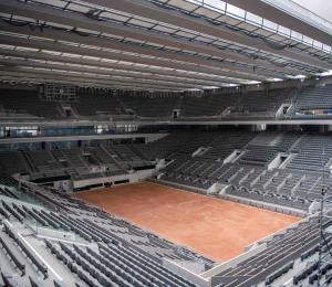Más de 40 torneos de tenis fueron borrados por el coronavirus