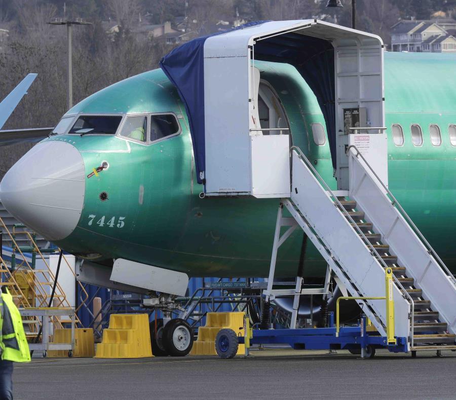 El mejor resultado posible para Boeing y la FAA sería que resultara que hubo otra causa para el accidente del vuelo ET302. (AP) (semisquare-x3)