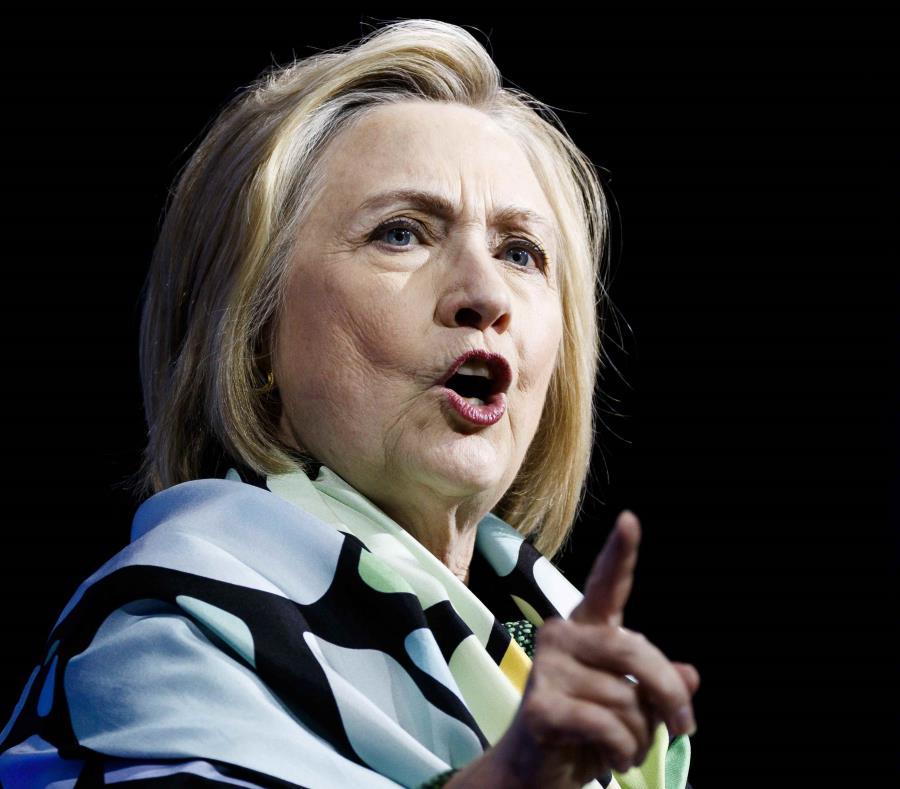 Hillary Clinton, exsecretaria de Estado de Estados Unidos. (GFR Media) (semisquare-x3)