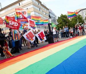 El gobierno alemán aprueba el registro del tercer sexo