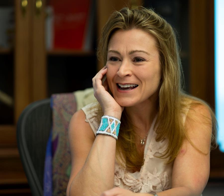 En la foto La secretaria de Educación, Julia Keleher (semisquare-x3)