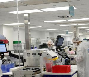 Boston Scientific retoma su producción